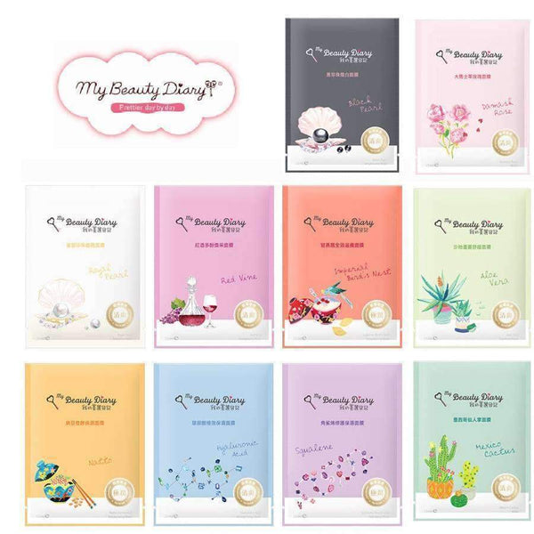 My Beauty Diary Sheet Mask