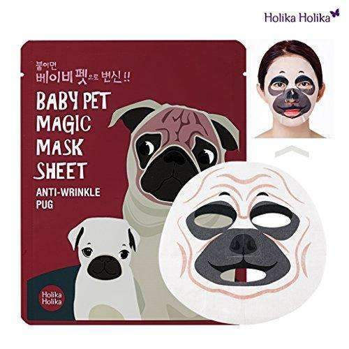 Holika Holika Baby Pet Magic Mask Sheet - Pug
