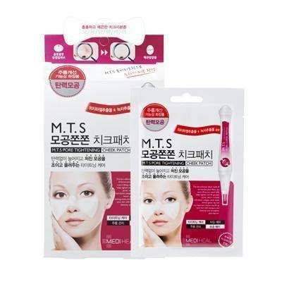 Mediheal M.T.S Pore Tightening Cheek Patch