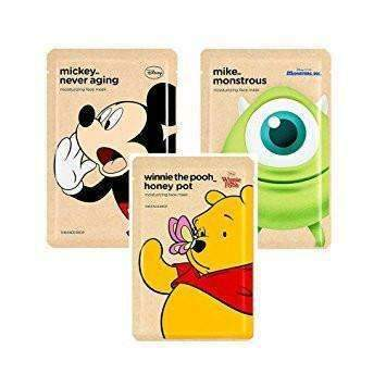 The Face Shop Disney Moisturizing Face Mask