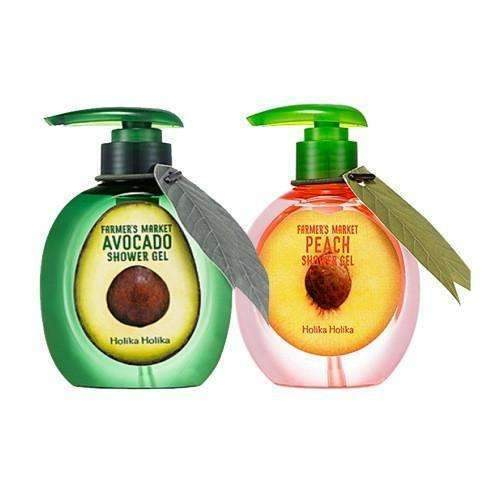 Holika Holika Farmer's Market Shower Gel