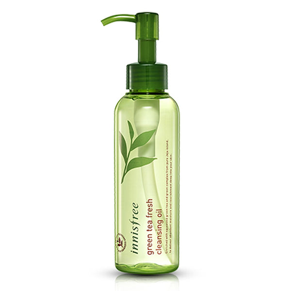 Innisfree The Green Tea Fresh Cleansing Oil