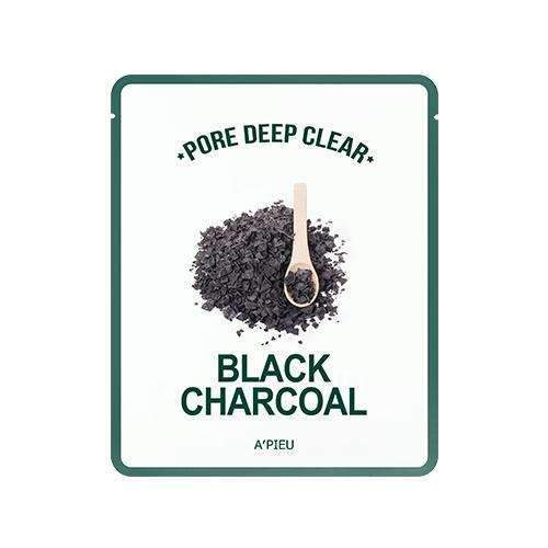A'PIEU Pore Deep Clear - Black Charcoal