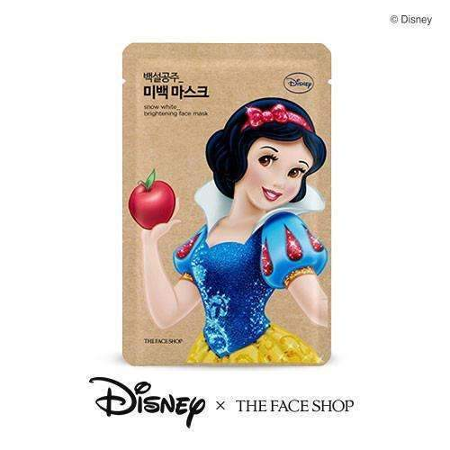 The Face Shop Disney Princess Face Mask - Snow White