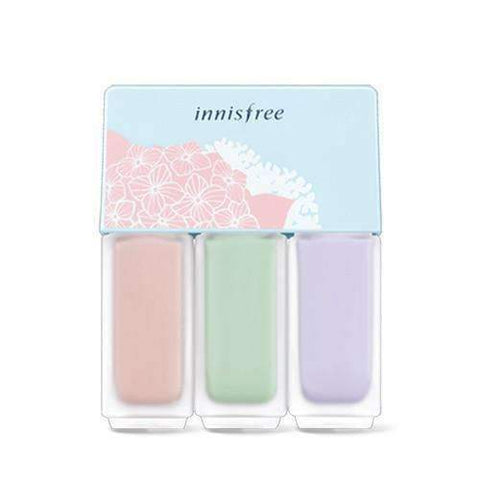 Innisfree Summer Color Correcting Kit SPF26 PA++ (2017 Jeju Color Picker Limited)