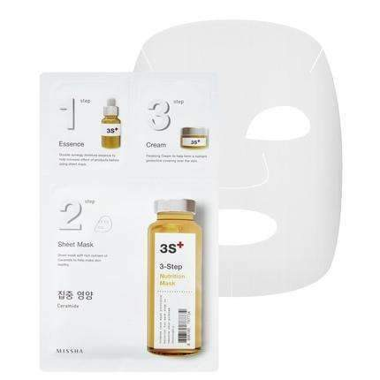 Missha 3-Step Mask - Ceramide