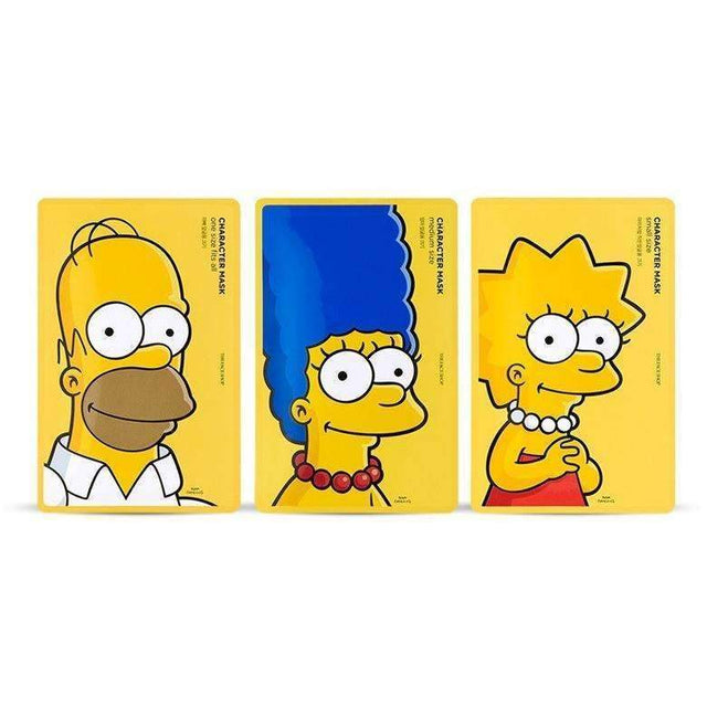 The Face Shop Simpsons Face Mask