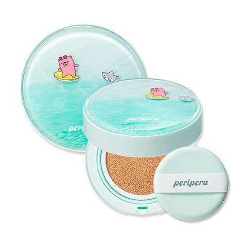 Peripera Ink Lasting Mint Cushion (Perikiki Collection) SPF50+ PA+++