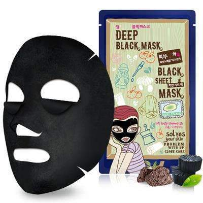 Dewytree Deep Detox Black Mask