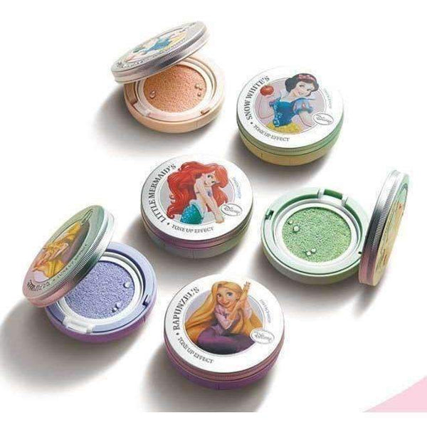 The Face Shop Tone Up Cushion (Disney Princess Edition)