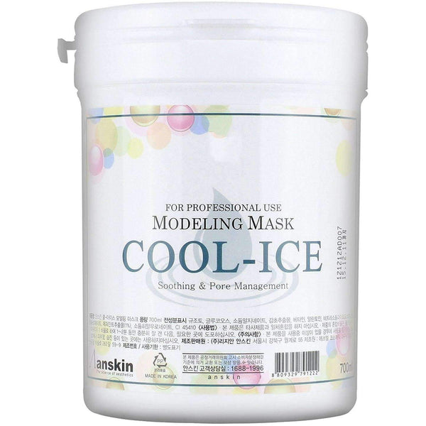 Anskin Modeling Mask - Cool Ice