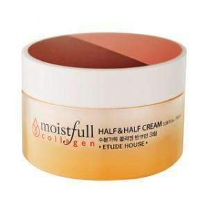 Etude House Moistfull Collagen Half & Half Cream