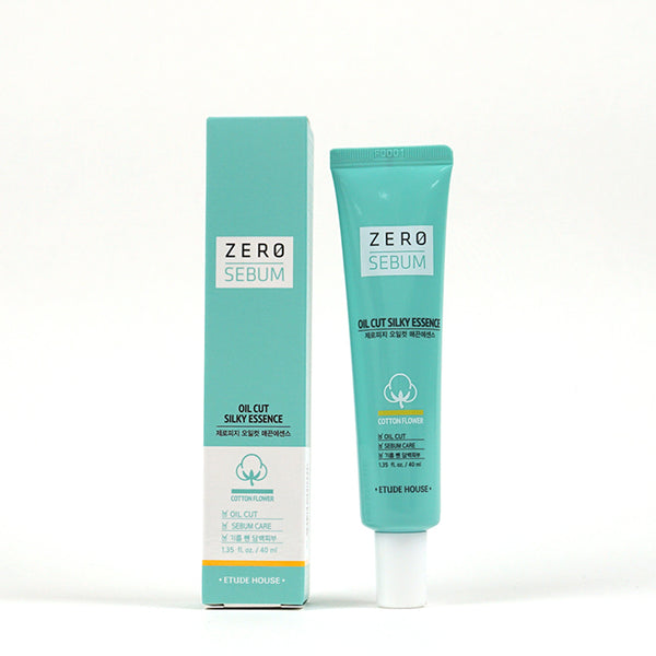 Etude House Zero Sebum Oil Cut Silky Essence