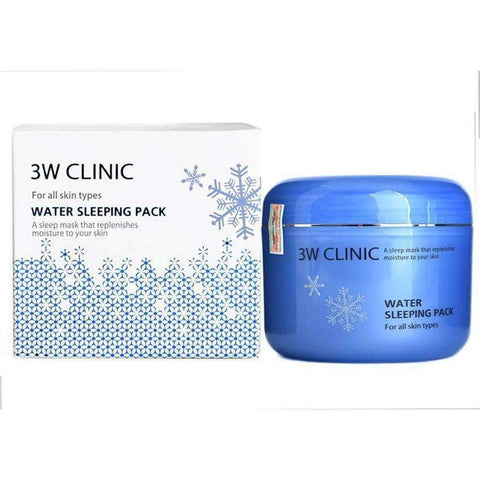 3W Clinic Water Sleeping Pack