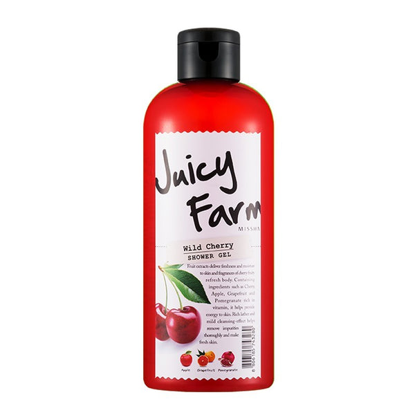 Missha Juicy Farm Shower Gel