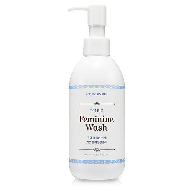 Etude House Pure Feminine Wash