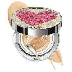 Style71 Jewelry Cushion SPF50 - Full Cover 23 (Pink heart)