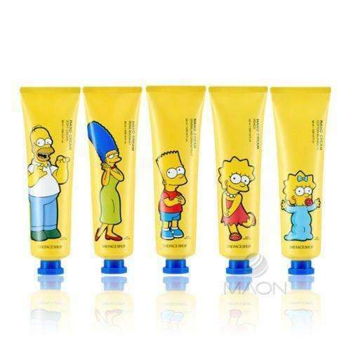 The Face Shop Simpsons Hand Cream
