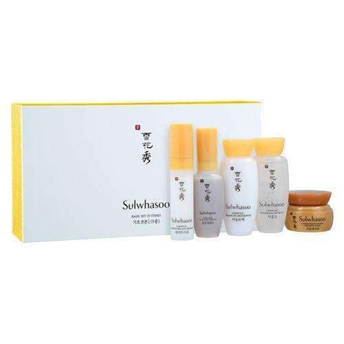 Sulwhasoo Basic Trial Kit 5 items