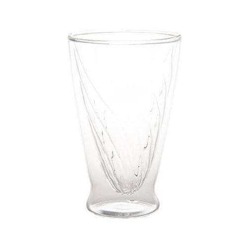 Afloat tea double wall glass - Kinto