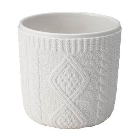 Potteskjuler - Couture plant pot knit - Kinto
