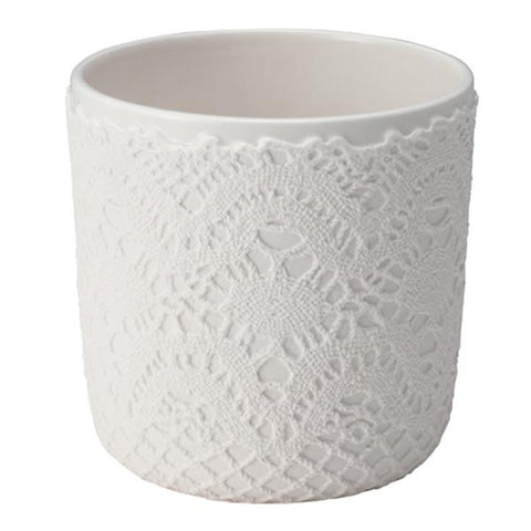 Potteskjuler - Couture plant pot lace - Kinto