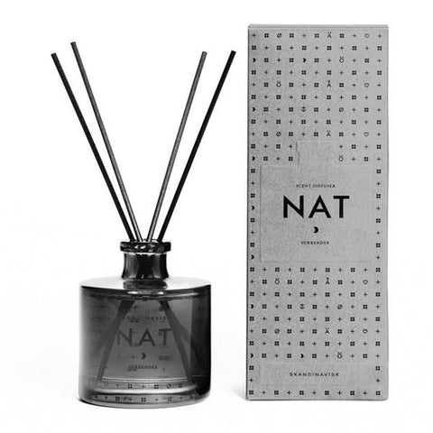 Rumduft NAT - 200ml Reed Diffuser - SKANDINAVISK