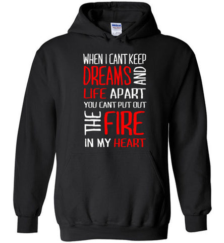 The Fire in my Heart Hoodie [RB]