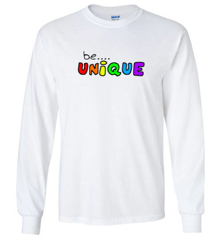 Be Unique Long Sleeve Tee