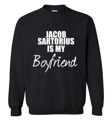 Jacob Sartorius Merchandise - Jacob Sartorius Is my Boyfriend Sweater