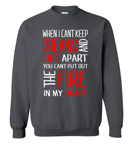 The Fire in my Heart Sweater [RB]