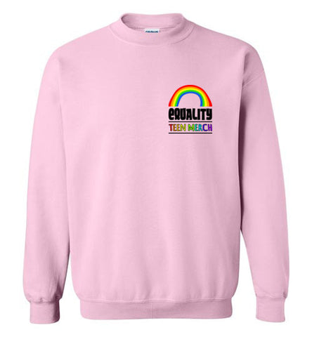 Teen Merch Equality Sweater