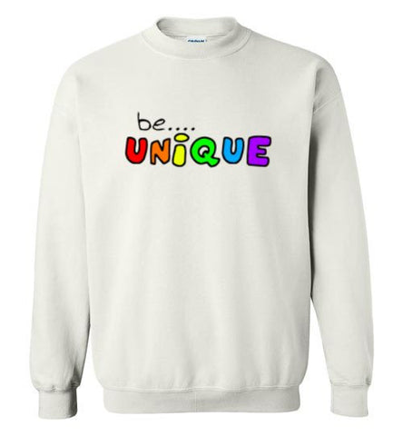 Be Unique Sweatshirt