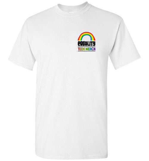 Teen Merch Equality Tee