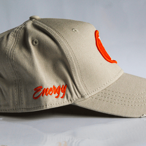 Jacob's by OAB® Caps BIEGE ENERGY SEAL CARGO STRAPBACK