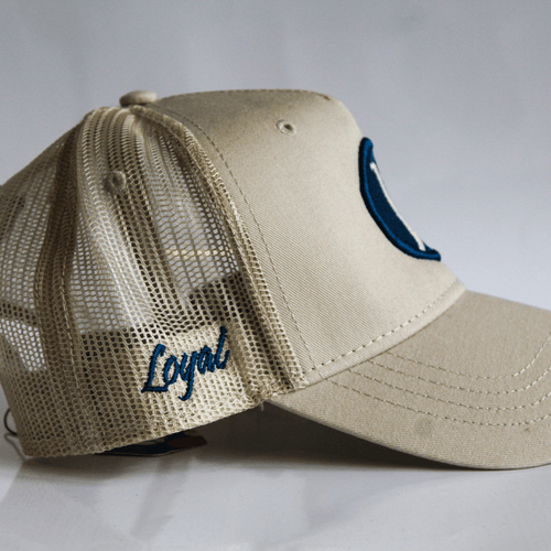 Jacob's by OAB® Caps BIEGE LOYAL SEAL TRUCKER