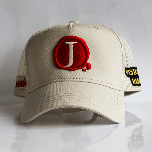Jacob's by OAB® Caps BIEGE PASSION SEAL TRUCKER