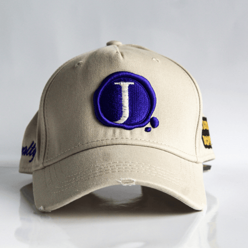 Jacob's by OAB® Caps BIEGE ROYALTY SEAL CARGO STRAPBACK
