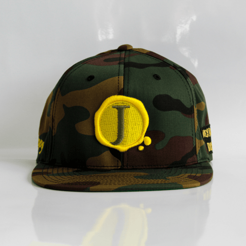 Jacob's by OAB® Caps HAPPY SEAL CAMO SNAPBACK