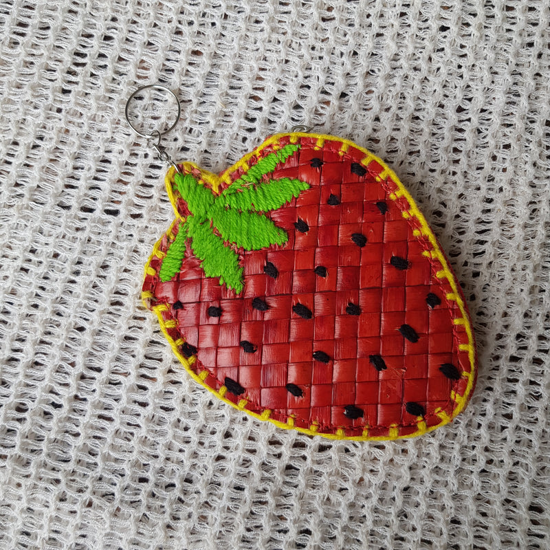 Strawberry Wallet - Island Girl