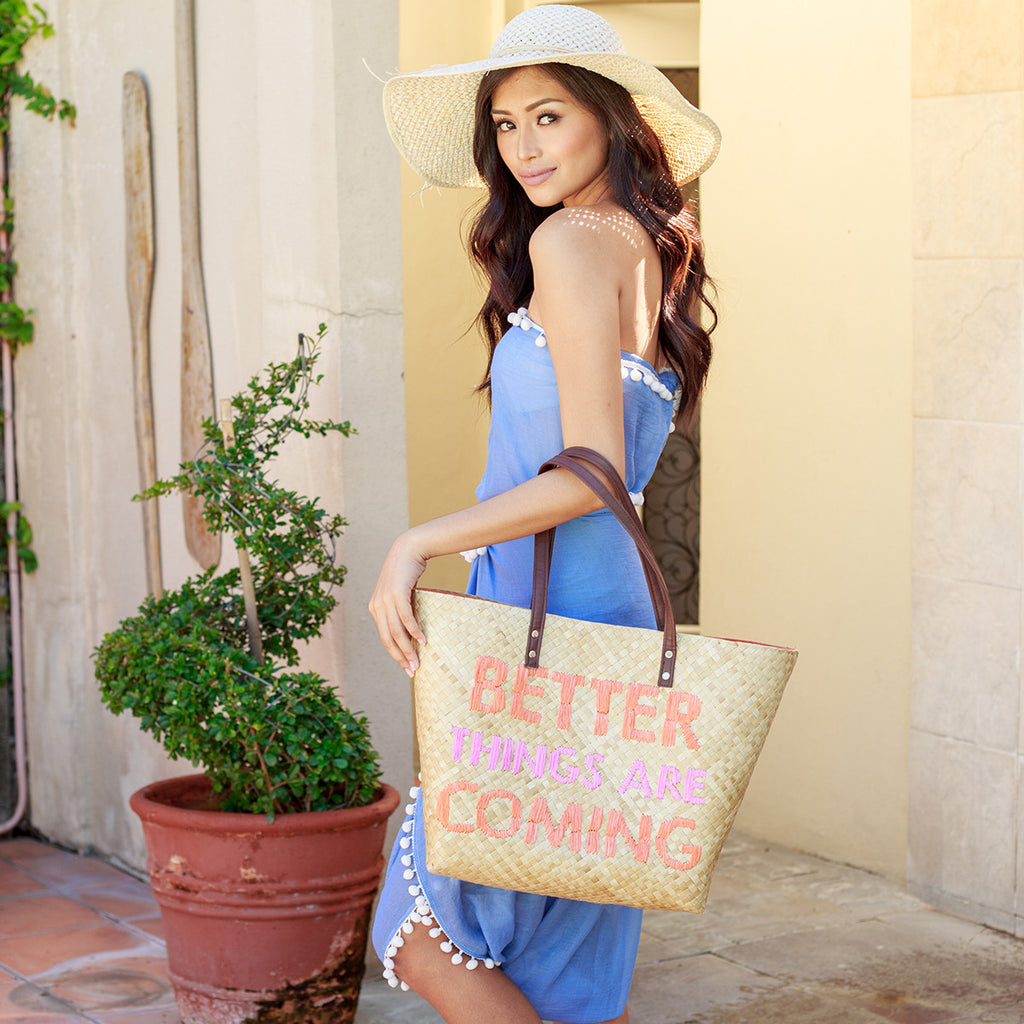 Quote Tote: Better Things Are Coming