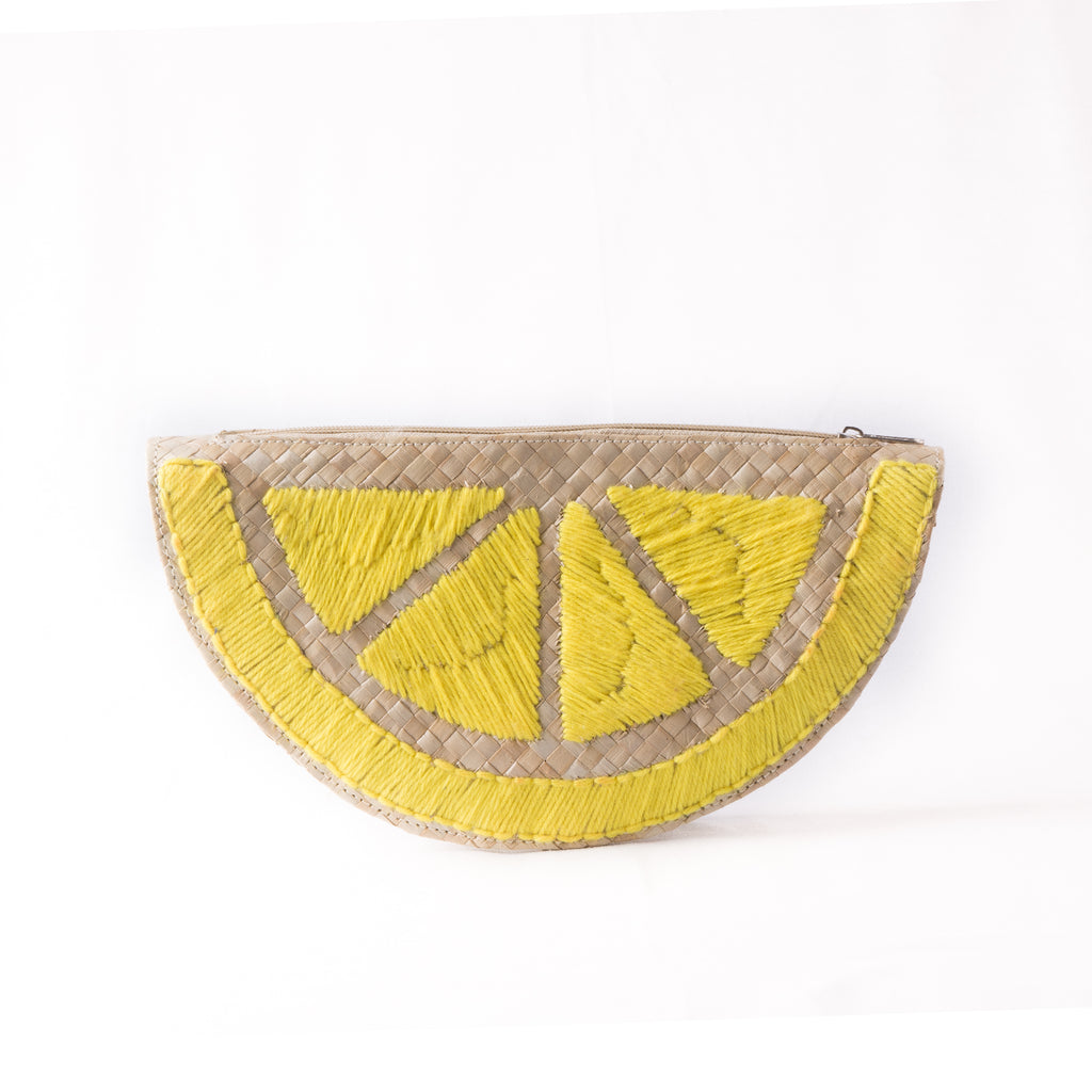 A Slice of Lemon Clutch - Island Girl