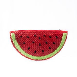 A Slice of Watermelon Clutch - Island Girl