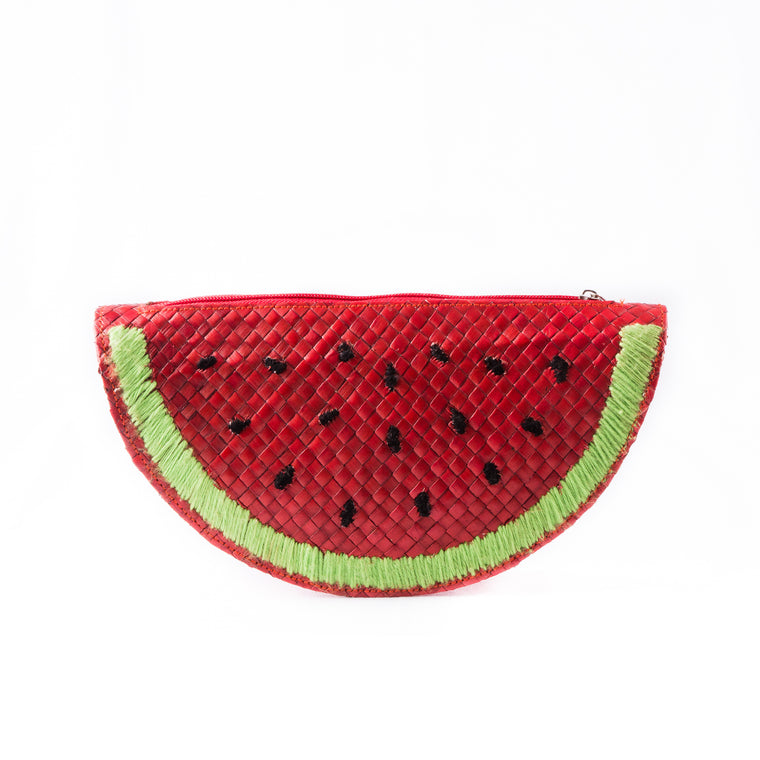 A Slice of Watermelon Clutch