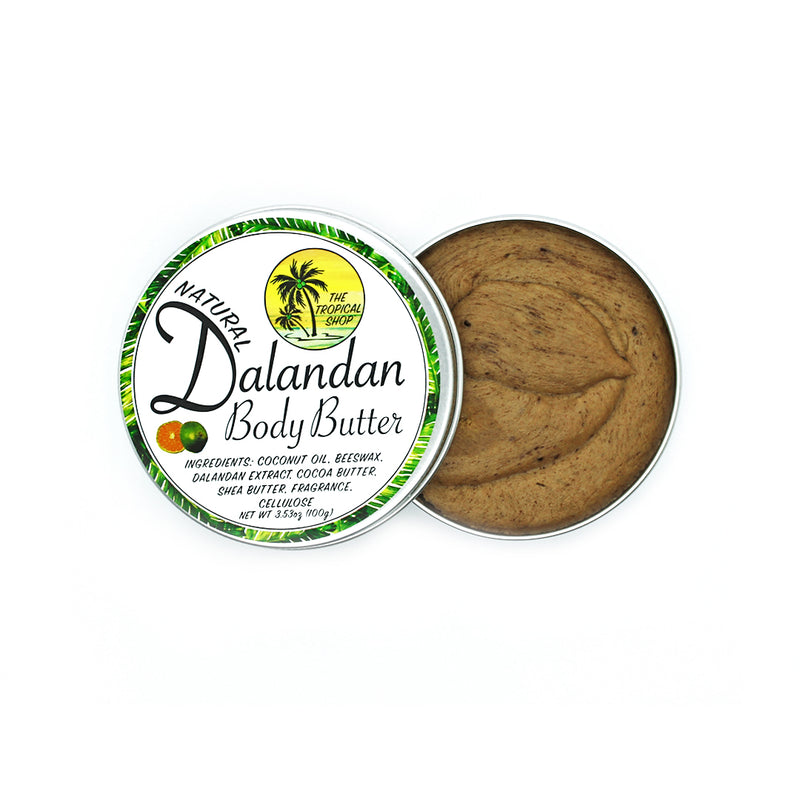 The Tropical Shop Natural Dalandan Body Butter - Island Girl