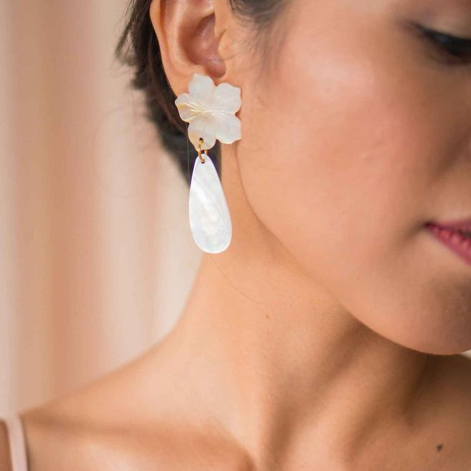 Maite Earrings - Island Girl
