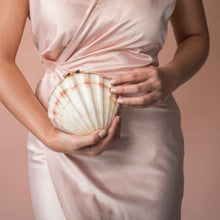 Load image into Gallery viewer, Ximena Clam Shell Clutch - Island Girl