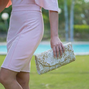 Lolita Envelope Clutch