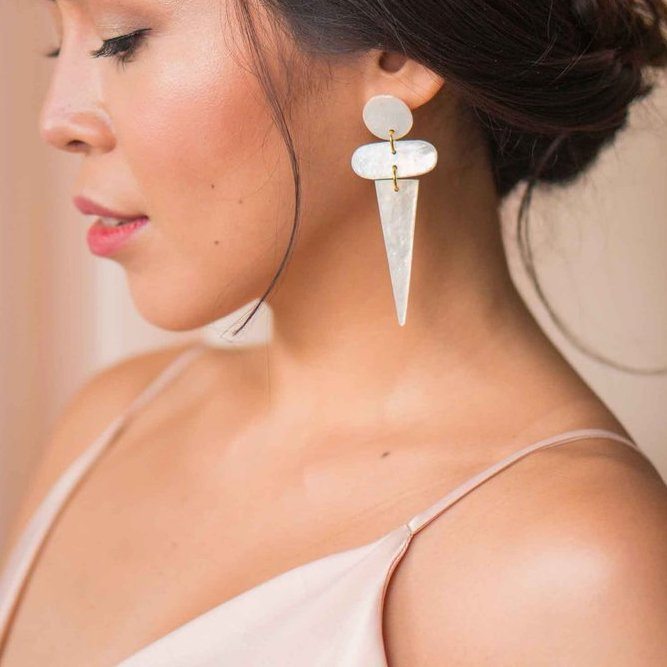 Luciana Earrings - Island Girl