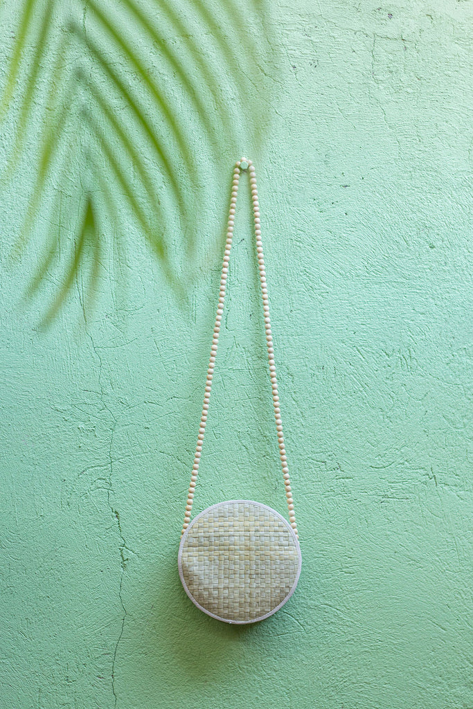 SUMMER ESSENTIALS Round Bag